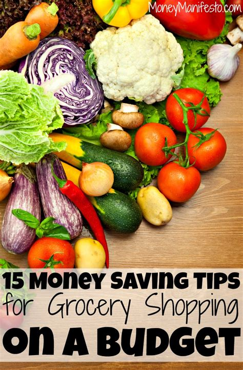 money saving tips  grocery shopping   budget