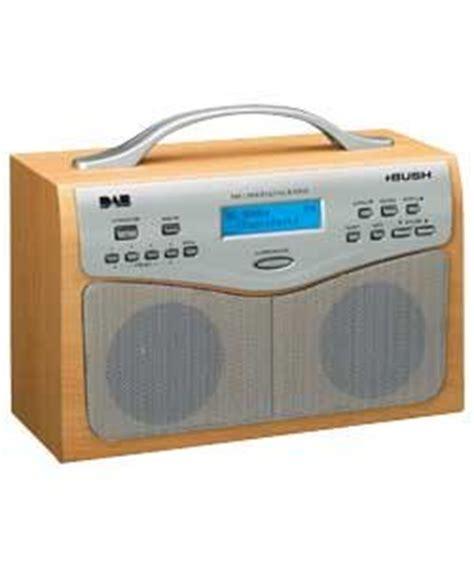 Dab Dp 151 Complete Set bush ne3120 dab radio 8 station pre sets stereo clock co uk electronics