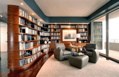 اشكال المكتبات المنزلية الحديثة 2017 بنوتة كافية