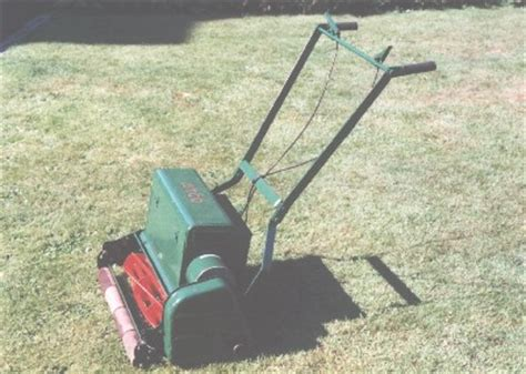 mp036: atco battery mower, 1950s/60s | the old lawnmower club
