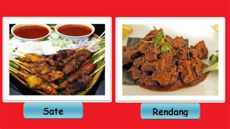 makanan tradisional mari belajar budaya kaum blog