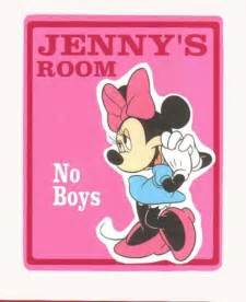 house signs name plates personalized minnie mouse