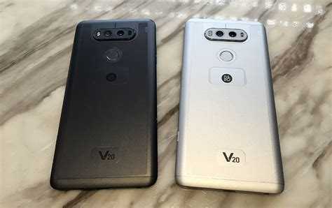 Lg V20 64gb Titan Single Sim Dr Korea on lg v20 a new premium smartphone consumer electronics product reviews