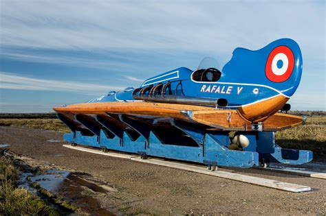power boat auctions usa like a bugatti on the water rafale v racing boat on paris