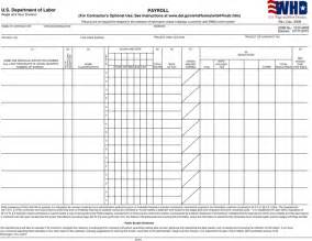Approved Contractors List Template The General Certified Payroll Form Can Help You Make A