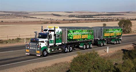 Garden Trucking by Kenworth T909 Director Series Joins The Ggh Fleet Garden