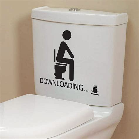 funny bathroom songs funny toilet seat bathroom stickers decals
