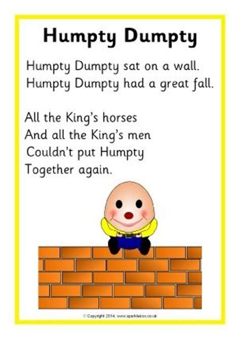 printable lyrics for nursery rhymes 21 best images about nursery rhymes on pinterest