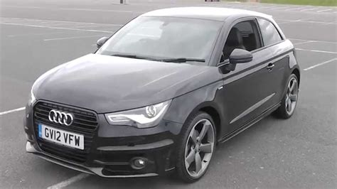 Audi A1 S Line Black by Audi A1 1 4 Tfsi S Line Black Edition 185 S Tronic Www