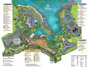 map layout grand vacations club at waikoloa