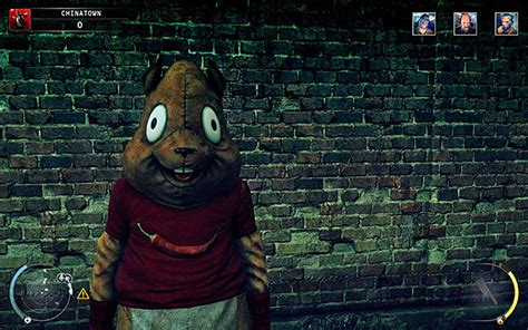 hitman absolution new year chipmunk costume 5 and hunted p 1 challenges hitman