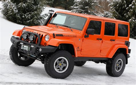 In A Jeep Jeep Wrangler Rubicon Technical Details History Photos