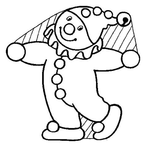dibujos de un payaso con figuras geometricas banco de imagenes y fotos gratis payasos para colorear