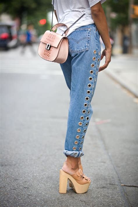 como decorar un jeans con piedras 17 best ideas about studded jeans on pinterest diy jeans