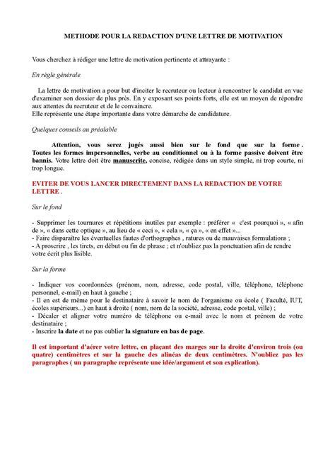 Exemple De Redaction D Une Lettre De Motivation Pdf Lpis Cordees Tutorat Redaction D Une Lettre De Motivation