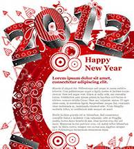 new year newsletter template free new year 2012 newsletter templates