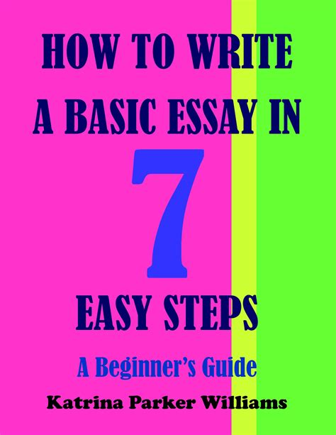 how to write an essay about a book