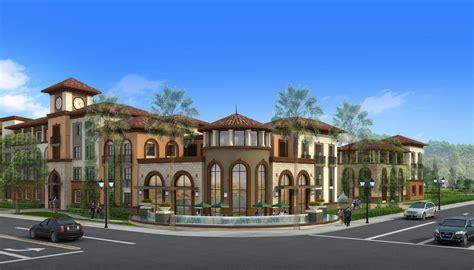 New Apartment In California New Apartment Complex Rising Near Cerritos Towne Center