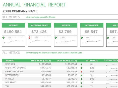 annual financial statement template financial statement template microsoft excel templates