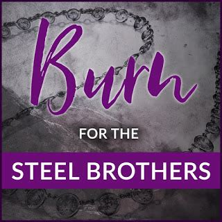 twisted steel brothers saga book 8 books feisty book tour burn by helen hardt