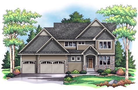 new luxury spec home for sale in cedarcrest of maple grove