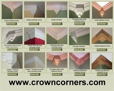 how do you install crown molding on cabinets crown molding corners