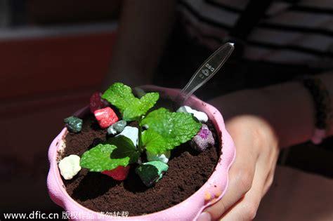 cara membuat ice cream flower pot flower pot ice cream 4 chinadaily com cn