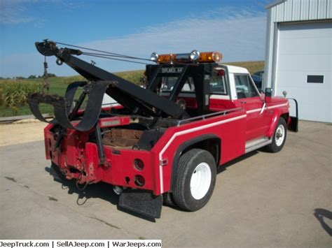 Jeep Tow Truck 100 1309 28rxx9
