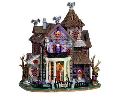 lemax lights 13 ghastly 05003 lemax spooky town ehobbytools