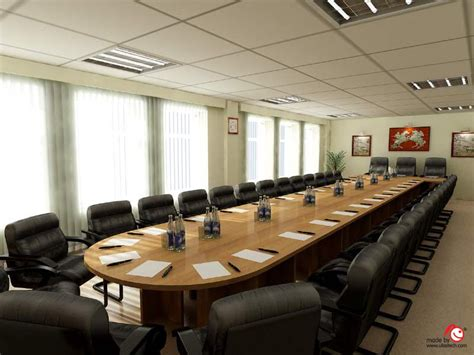 conference room interior design 3d interior design conference room by arttoolbox on