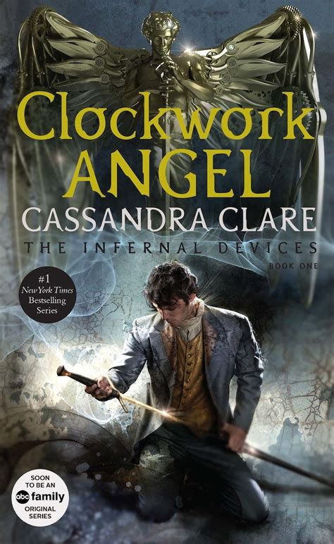 the infernal devices clockwork new cover for clare s the infernal devices
