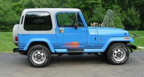 jeep islander logo yj 89 модельный год