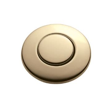 Sink Top Switch Button by Insinkerator Stc Fg Sinktop Switch Button Gold