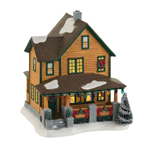 department 56 christmas story village ralphie s house