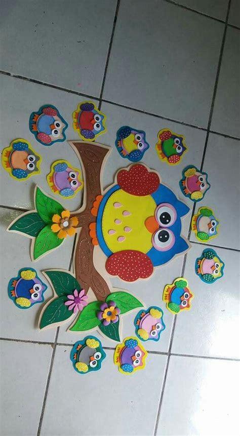 ideas de lechuzas para carpetas de nivel inicial 529 best images about foamy goma eva on pinterest