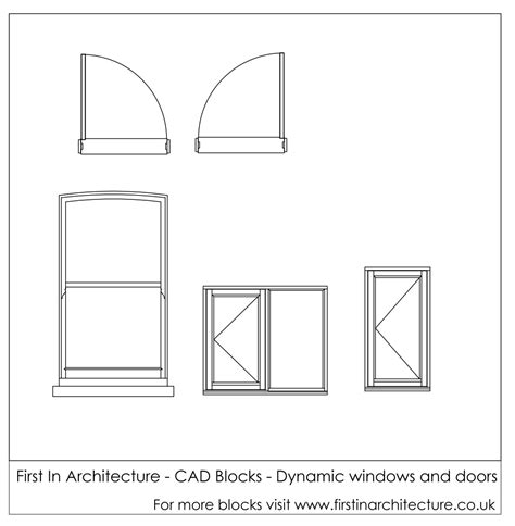 Upvc Window Cad Drawings