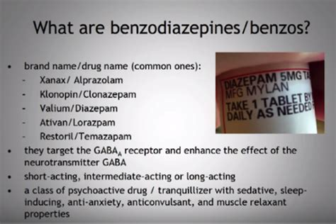 How Does Hospital Benzo Detox Work by Say No To Benzodiazepines For Anxiety Webinar Replay