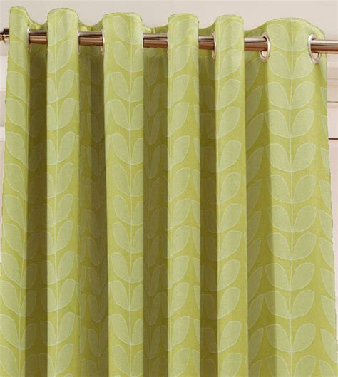 Ready Made Curtains From Linen Lace And Patchwork House