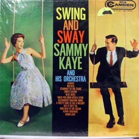 swing and sway with sammy kaye swing and sway sammy kaye record collection vinyl