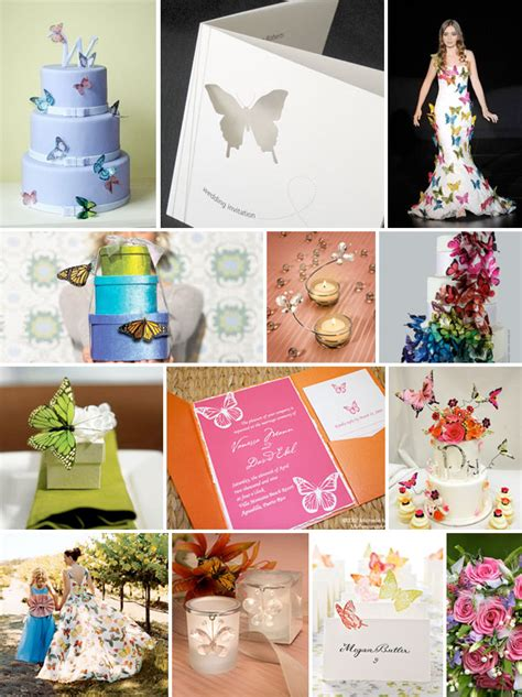 Butterfly Wedding Decorations by Being Unique With Butterfly Wedding Decorations Cherry