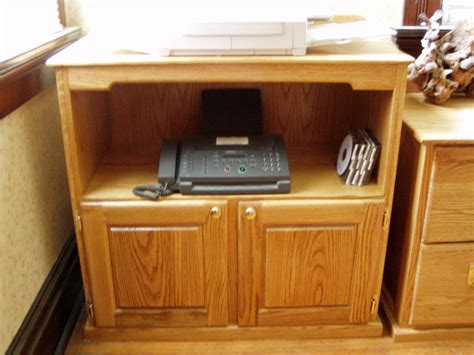office furniture printer stand oak office furniture printer stand by gary lucas lumberjocks woodworking community