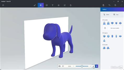 a paint 3d preview is already available for windows 009 create 3d objects in paint 3d youtube