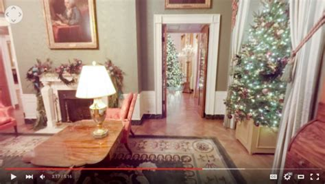 white house virtual tour get a peek at the white house s holiday decorations with this 360 degree vr tour pcworld