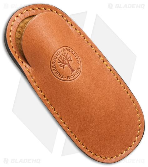 boker boy scout leather sheath 090010 blade hq