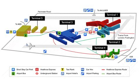 heathrow airport terminal 5 arrivals map map of london heathrow airport on hotelsbrit com photos
