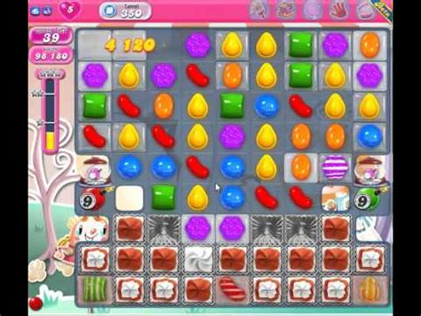 candy crush saga final level (350) this was the final