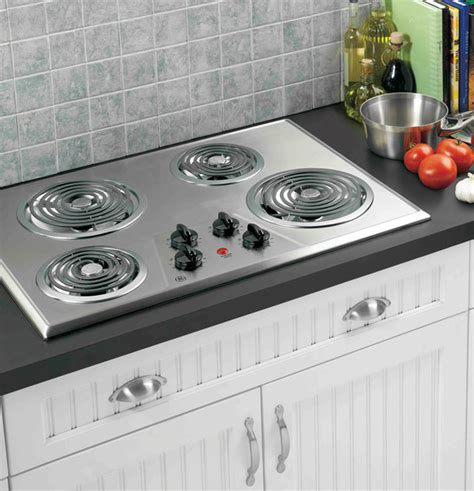Downdraft Cooktop Electric Electric Cooktop Features And Videos From Ge Appliances