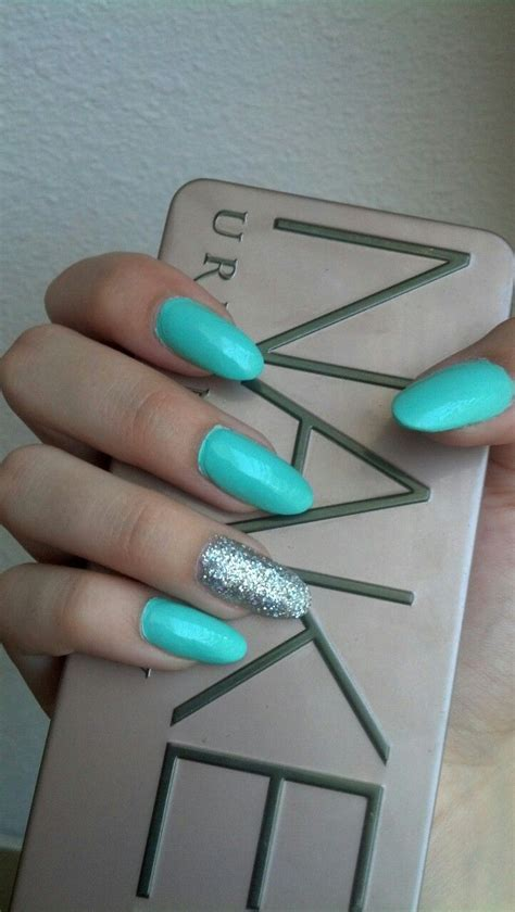 aqua acrylic nails the 25 best aqua nails ideas on acrylic nails