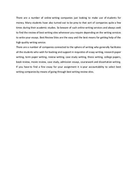 College Research Paper Writing Service Reviews by Why Is Essay Writing So Important 187 100 Original