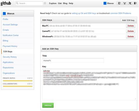 git tutorial ssh key git on windows for newbs